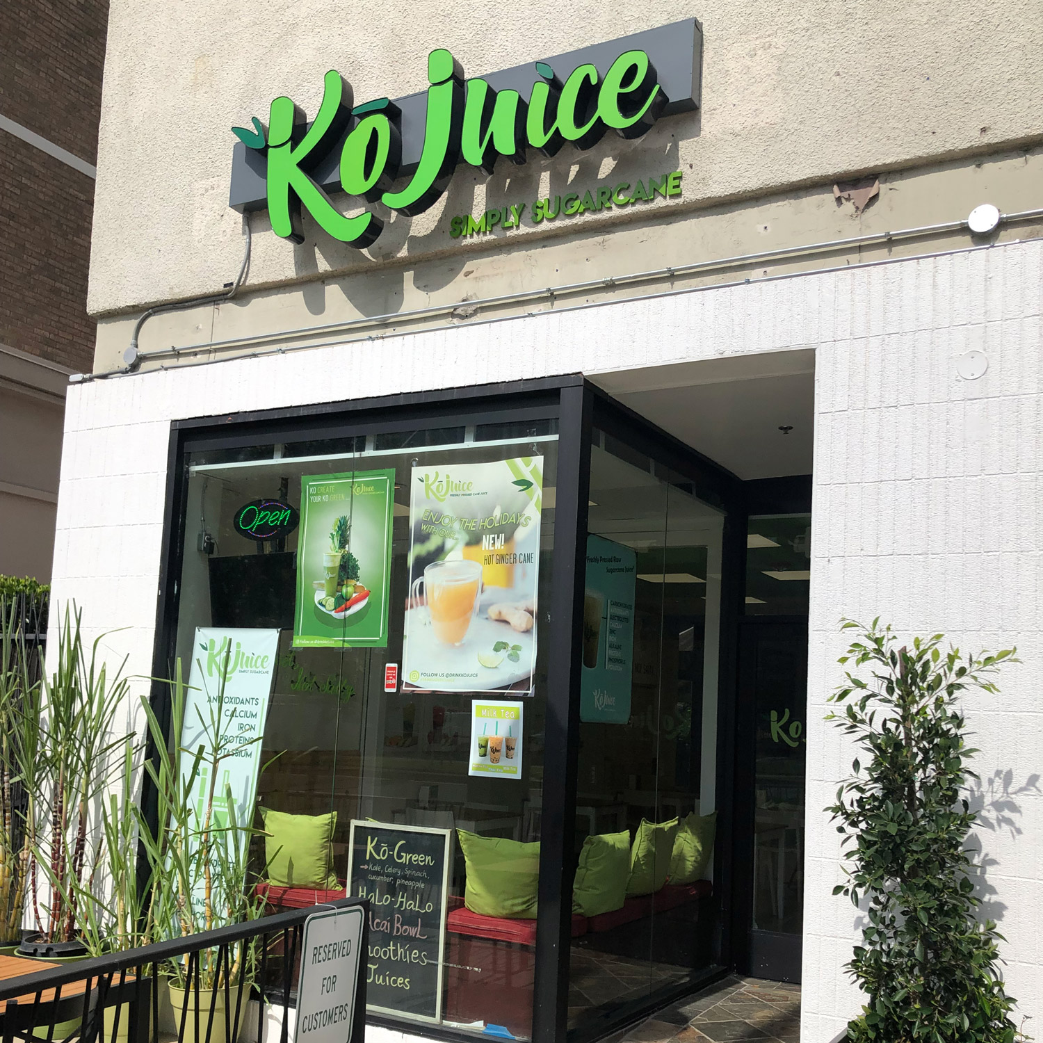 Ko Juice Glendale, CA Location